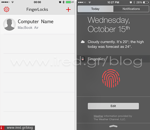 fingerkey mac iphone touch id 3