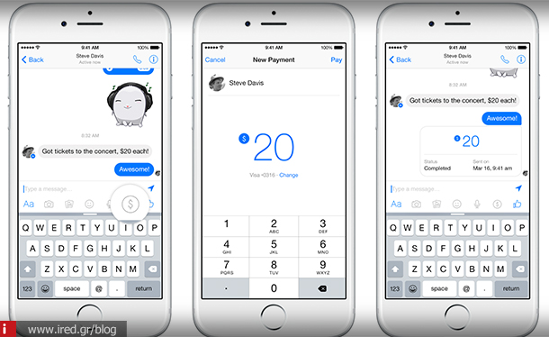 ired tech news facebook messenger payments 01