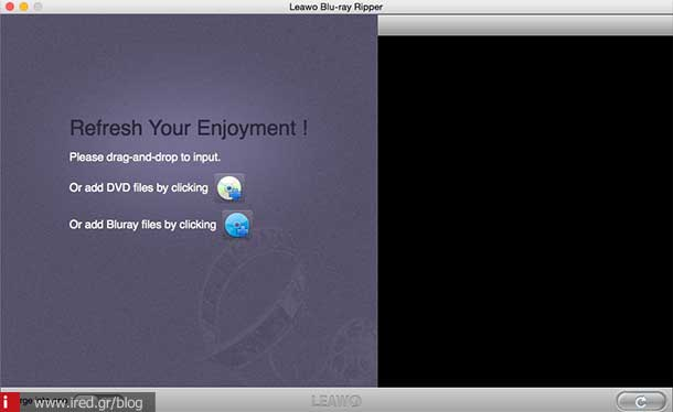 ired mac how to repair dvd blue ray 11