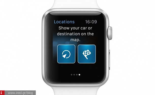ired tech news bmw apple watch app 03
