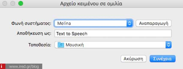 text to speech mac 03