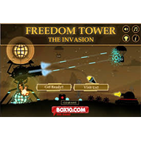 FREEDOM TOWER 2: THE INVASION