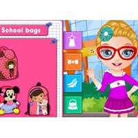 Baby Barbie School