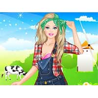 Barbie Farmer Princess