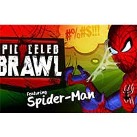 EPIC CELEB BRAWL: SPIDER-MAN