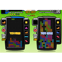 Tetris Battle 2P