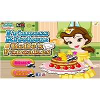 Princess Kitchen Belle's