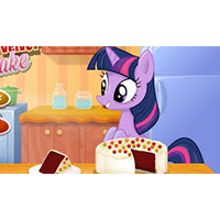 Twilight Sparkle Cooking