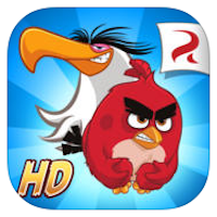Angry Birds (only for iPad)