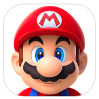 Super Mario Run Stickers (δωρεάν)