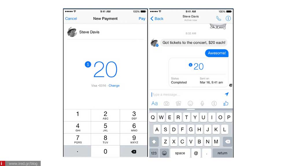 Messenger tips 21