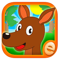 Animal Puzzles for Kids with skills