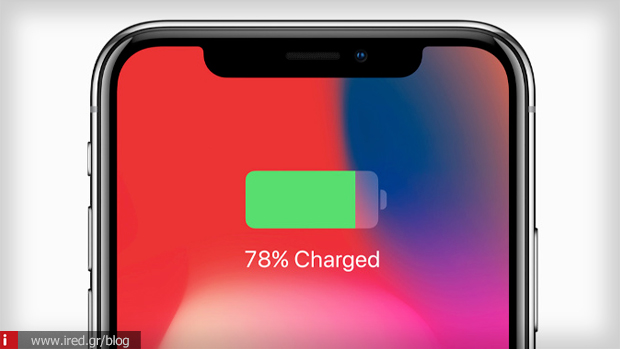 3 iphone x battery test