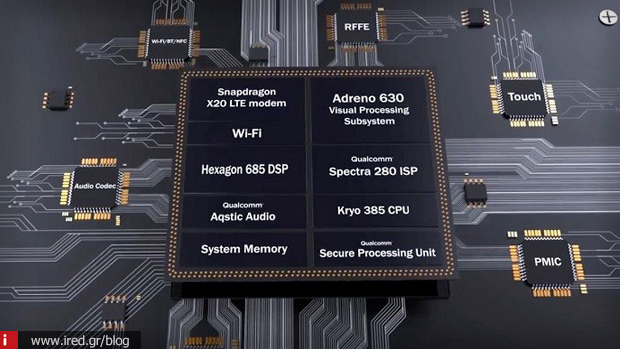 3 qualcomm snapdragon 845