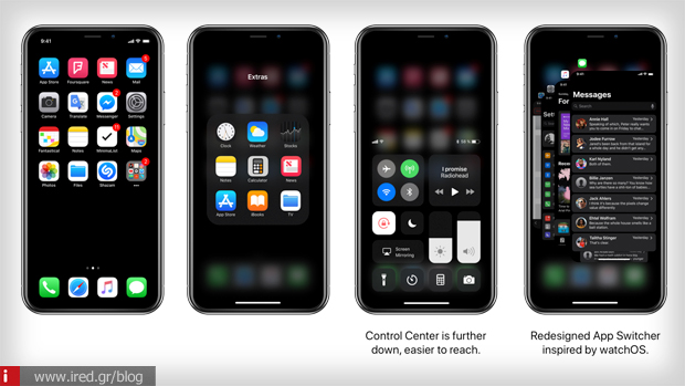 3 dark mode ios