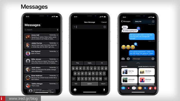 4 dark mode ios