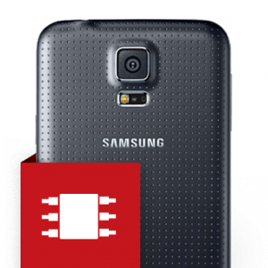 Samsung Galaxy S5 motherboard repair