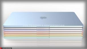 Νέο Design για τα Macbook Air επόμενης γενιάς!
