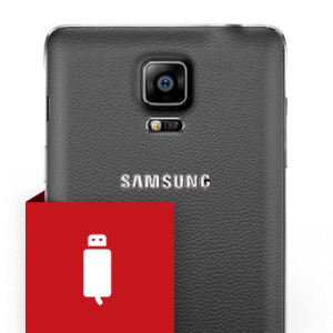 Επισκευή usb/mic/home button Samsung Galaxy Note 4