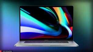 H Apple ανακοίνωσε το MacBook Pro 16 ιντσών! Δείτε όλες τις λεπτομέρειες και τα χαρακτηριστικά του!