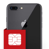 Επισκευή SIM card reader iPhone 8 Plus