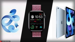 Time Flies | Όλα τα νέα από την παρουσίαση της Apple