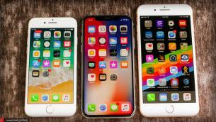 Τα έσοδα της Apple για το τέταρτο τρίμηνο του 2017 από το iPhone ξεπέρασαν τα κέρδη όλων των υπόλοιπων κατασκευαστών συνολικά