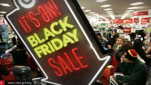 """Λέμε """"ναι"""" στο online shopping τη Black Friday... αλλά με προσοχή!"""