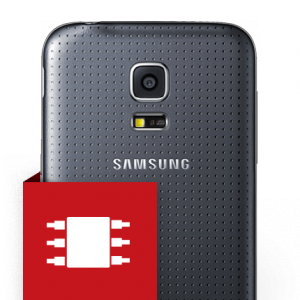 Samsung Galaxy S5 mini logicboard repair