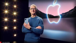 Αυτό είναι το νέο iPhone 13 Pro| 120Hz Pro Motion οθόνη, νέα χρώματα, Α15 bionic και πολλά ακόμα!