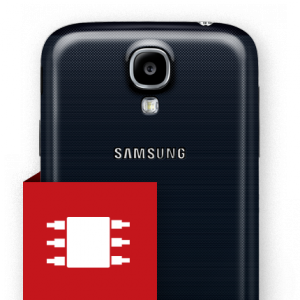 Samsung Galaxy S4 motherboard repair