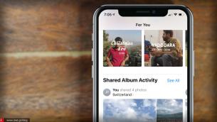 iOS 12: Πώς μπορούμε να διαμοιραστούμε φωτογραφίες από το iPhone με τη χρήση ενός iCloud link;