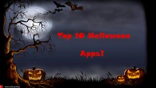 Οι καλύτερες εφαρμογές iPhone/iPad για το Halloween!