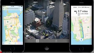 iOS 8: Apple Maps Flyover σε iPhone