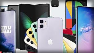 Τα 10 καλύτερα smartphones του 2019