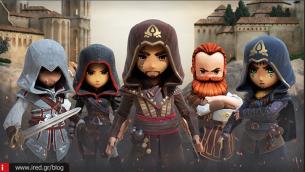 Δοκιμάστε 6 από τα καλύτερα νέα games για iPhone και iPad