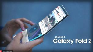 Διέρευσαν φωτογραφίες του επόμενου Samsung Galaxy Fold