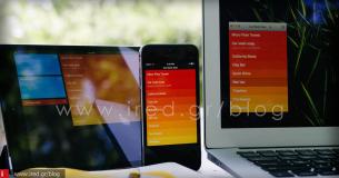 Screen capture και screen recording σε Mac OS X, Windows, iOS, Android, Windows-Phone