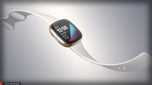 To Fitbit Sense κυκλοφόρησε και είναι το smartwatch με τις πιο προηγμένες δυνατότητες παρακολούθησης υγείας!