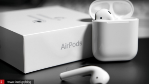 """Μέσα στα απόλυτα """"viral"""" της Apple τα AirPods από πλευράς πωλήσεων!"""