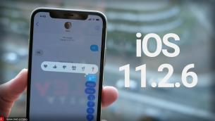 Κυκλοφόρησαν οι ενημερώσεις iOS 11.2.6 - watchOS 4.2.3 - tvOS 11.2.6 - macOS 10.13.3 (συμπληρωματικό πακέτο)