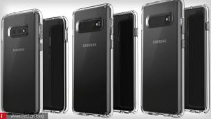 """Σημαντική διαρροή για την επερχόμενη """"οικογένεια"""" του Samsung Galaxy S10"""