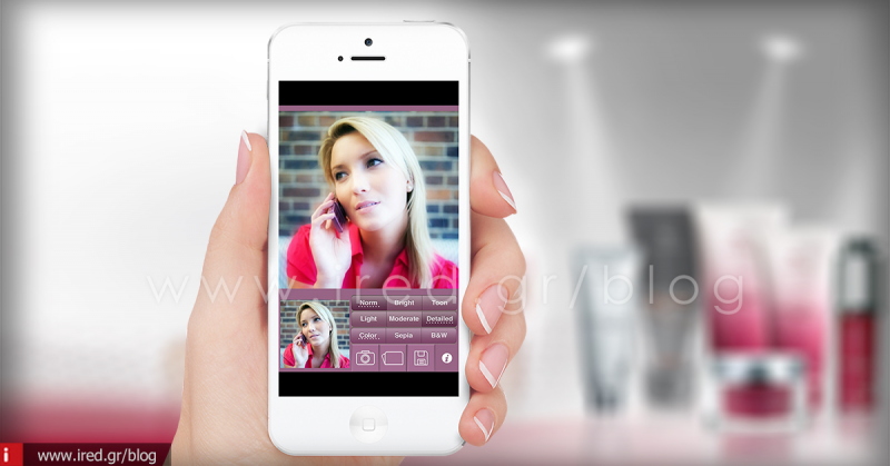 App Review: Face Makeover Lite για iOS