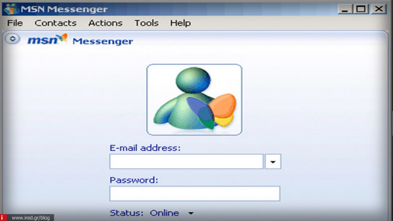 Blast from the Past: 6 δημοφιλείς υπηρεσίες instant messaging
