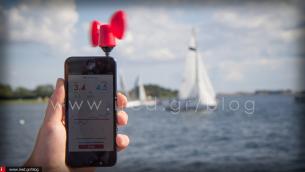 Vaavud: Μετρητής ταχύτητας ανέμου για iPhone, iPad ή Android