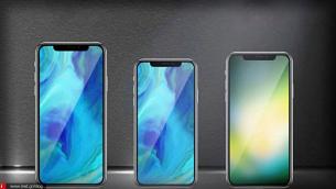 Διέρρευσαν για πρώτη φορά τα γυάλινα panels των νέων iPhone για το 2018