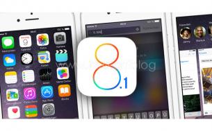 Αναβαθμίστε τις συσκευές σας σε iOS 8.1