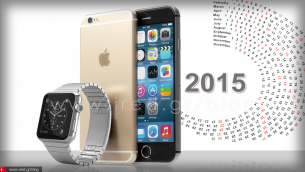 Tο 2015 αναμένεται να οριστεί η χρονιά της Apple