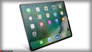 Το iOS 12 δείχνει iPad με λεπτά bezels, χωρίς Home Button ή Notch