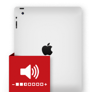 Επισκευή Volume button iPad 4